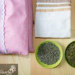 Aromaterápiás párnák