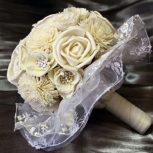 Menyasszonyi csokrok, esküvői dekoráció