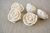 Rózsa, bórdó 5 db