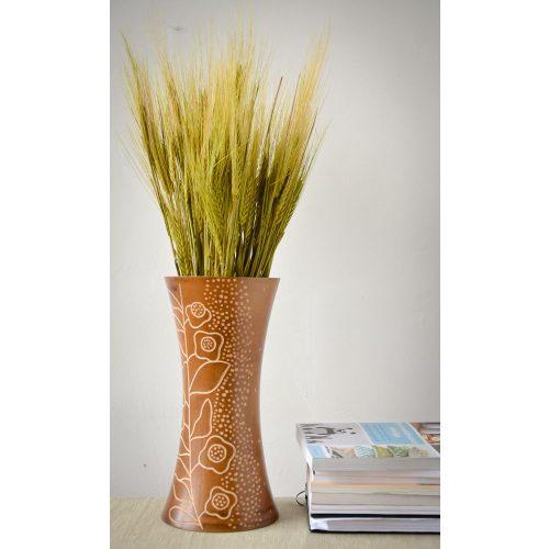 Homorú vésett váza 31695